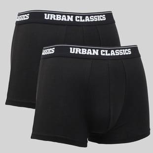 Urban Classics Modal Boxer Shorts Double-Pack