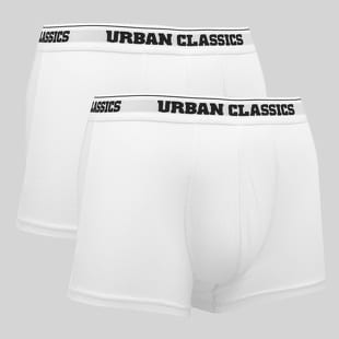 Urban Classics Modal Boxer Shorts Double-Pack