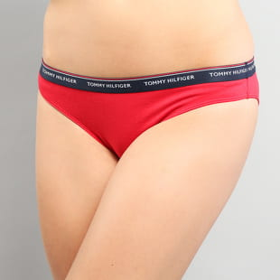 Tommy Hilfiger 3 Pack Bikini - Slip C/O