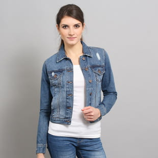 Urban Classics Ladies Denim Jacket