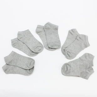 Urban Classics No Show Socks 5-Pack