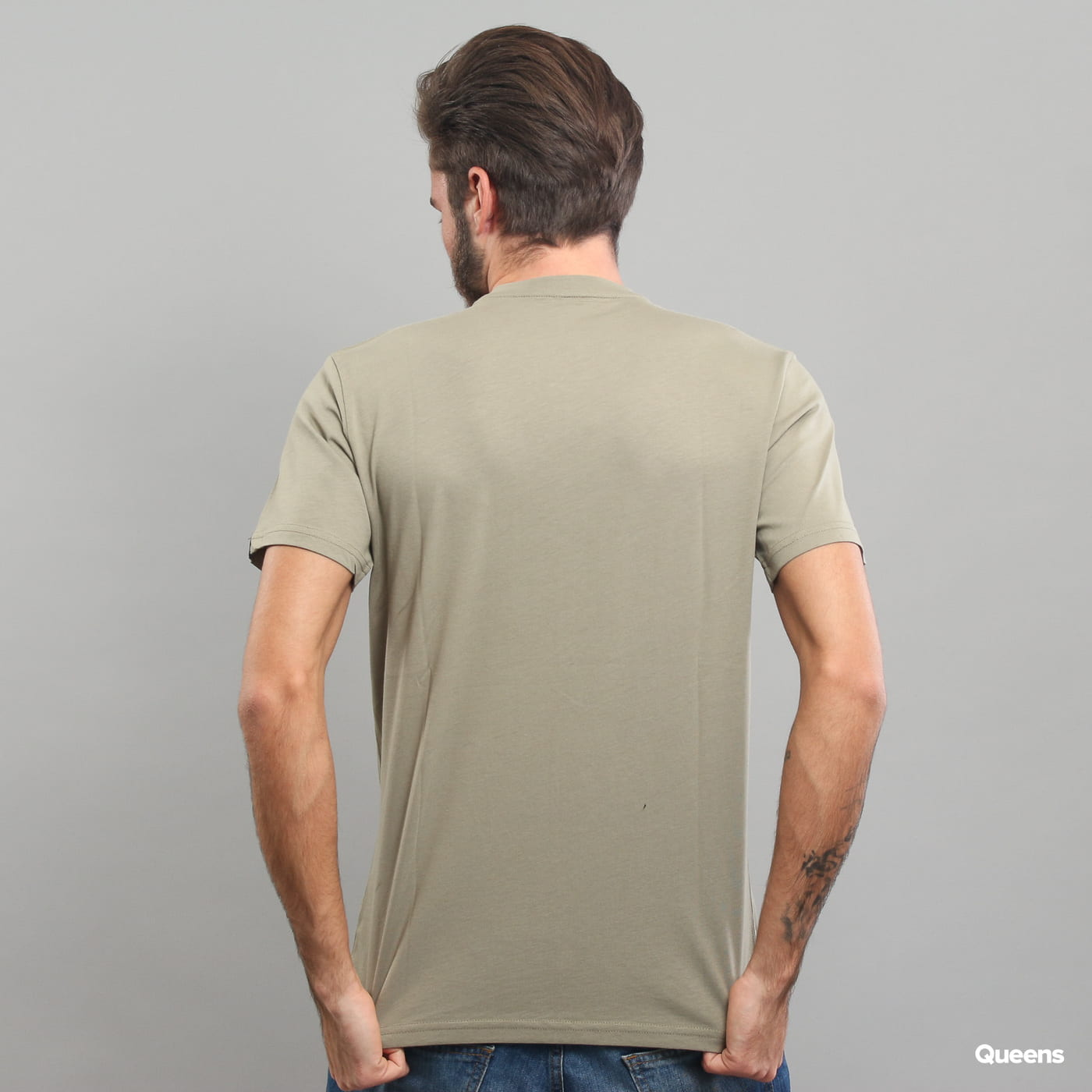 Alpha Industries Basic Tee olive