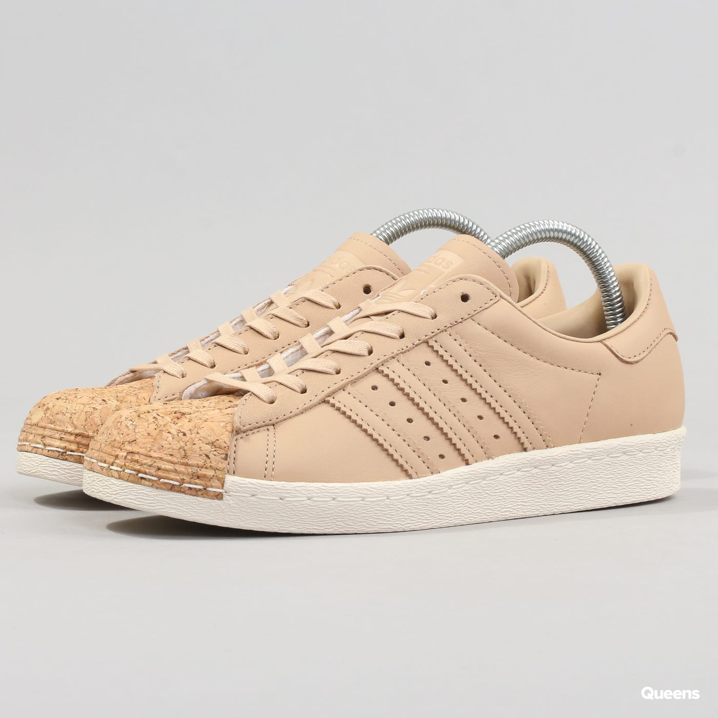 adidas Superstar 80s Cork W (BA7604) – Queens 💚 c87399e4b3