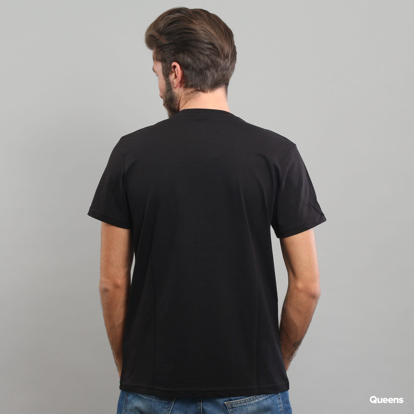 Alpha Industries Basic Tee black