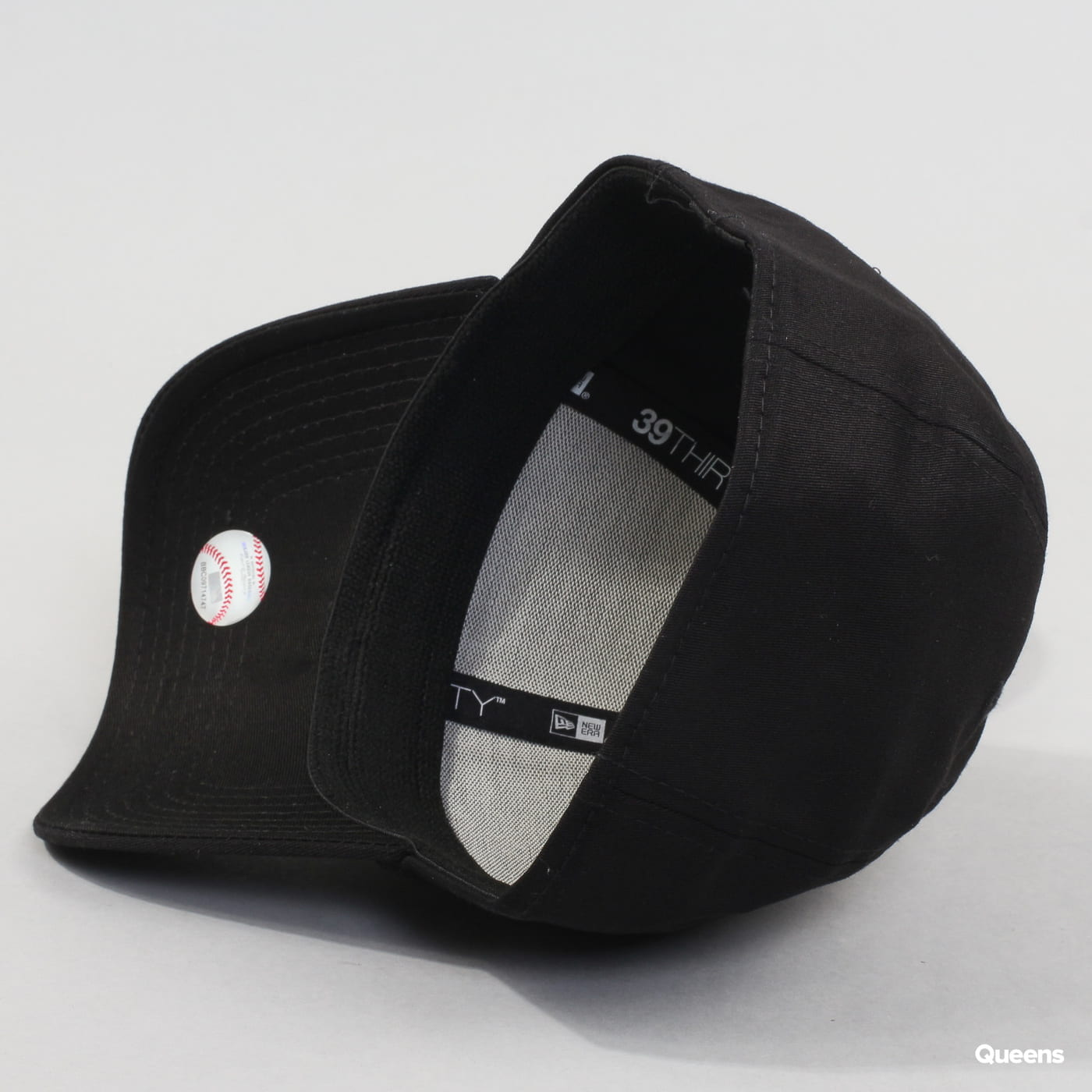 New Era 3930 MLB League Essential LA C/O schwarz