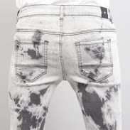 Sixth June Tie And Dye Destroy Jeans grey