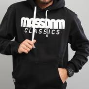 Mass DNM Classics Hoody čierna