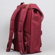 The Herschel Supply CO. Little America Backpack vínový / hnědý