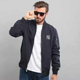 New Era Concrete Bomber Jacket NY