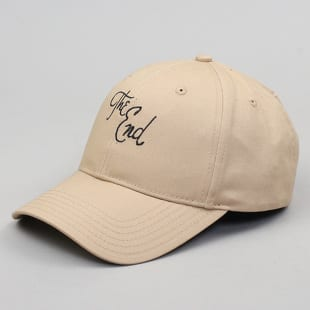 Soulland W. Embroidery Dad Cap