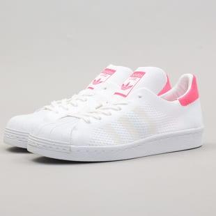 detailed look ad5b7 03559 adidas Originals Superstar 80s PK W ftwwht / ftwwht / sopink