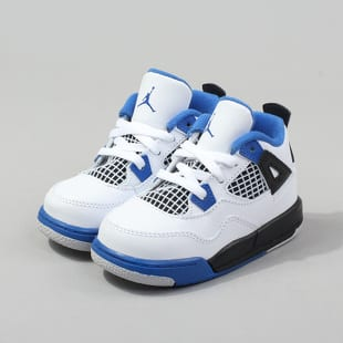 28204bb229b Air Jordan Jordan 4 Retro BT white   game royal - black
