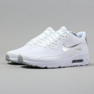 best website 0354c 0d9db Nike Air Max 90 Ultra 2.0 Essential white / metallic silver - white