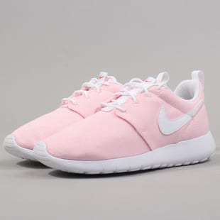 Nike Roshe One (GS) prism pink   white - safety orange 9e1fb07c5f