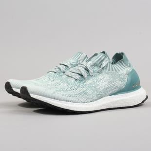 84275e25e adidas Performance UltraBoost Uncaged W crystal white   vapour green