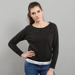 Calvin Klein Top Sweatshirt Long Sleeve C/O