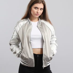 Urban Classics Ladies 3-Tone Souvenir Jacket