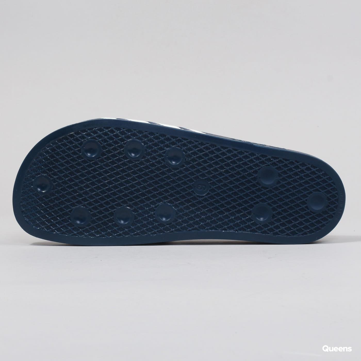 adidas Adilette adiblu / wht / adiblu