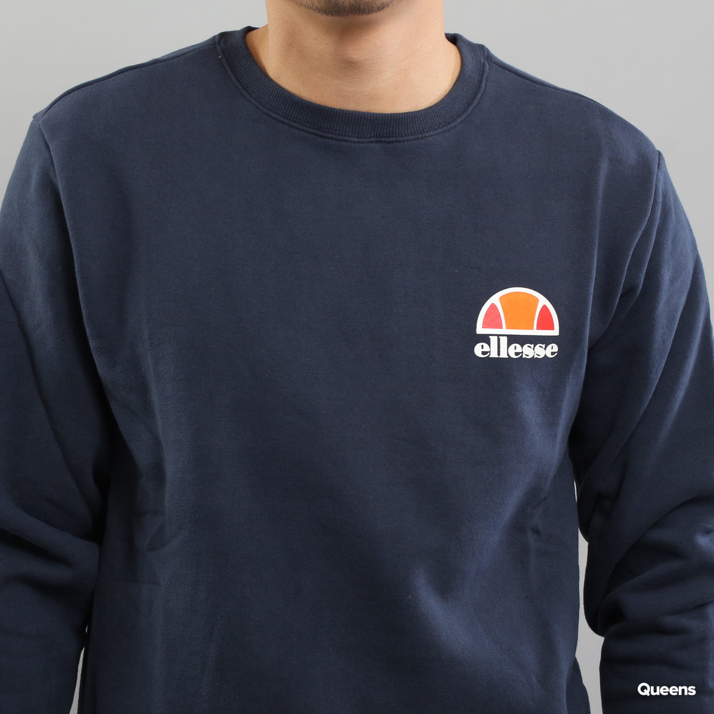 ellesse Diveria Crew Sweat navy