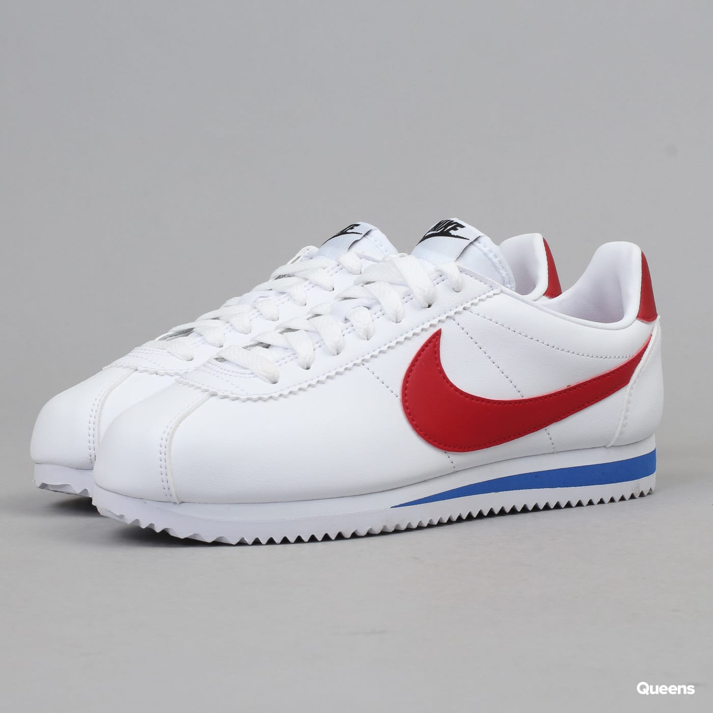 wholesale dealer a1512 bf22f Nike WMNS Classic Cortez Leather (807471-103)– Queens 💚