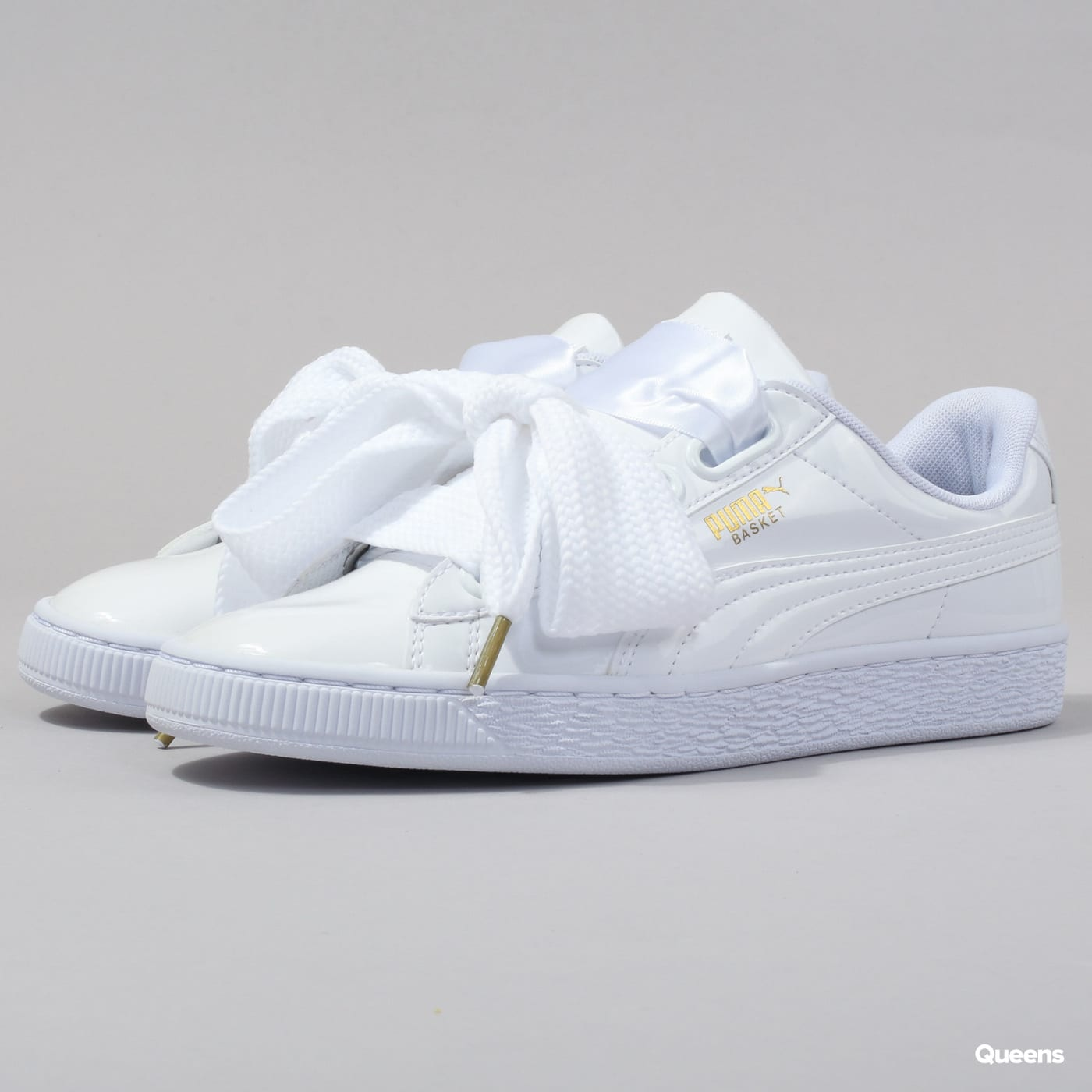 Puma Basket Heart Patent Wn s (363073 02) – Queens 💚 78fa268cb3