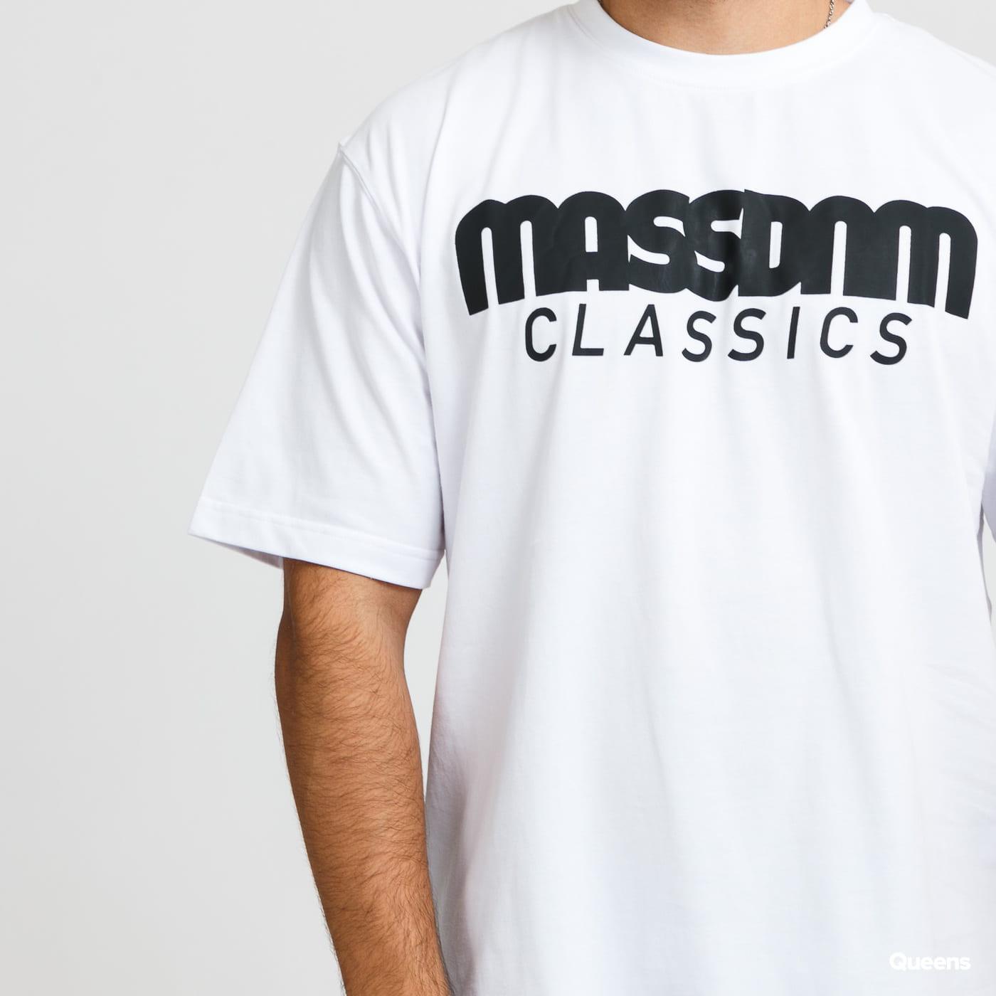 Mass DNM Classics Tee weiß