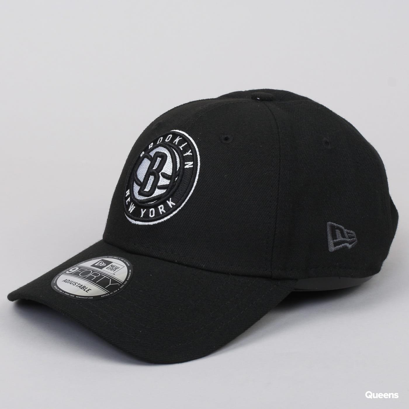New Era 940 The League Brooklyn Nets čierna