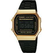 Casio A 168WEGB-1BEF zlaté / černé