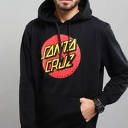Santa Cruz Classic Dot Hoody černá
