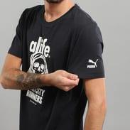 Puma Alife Olympic Logo Tee černé