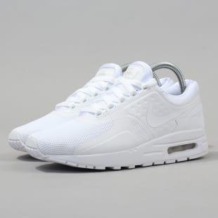 Nike Air Max Zero Essential GS White White Wolf Grey