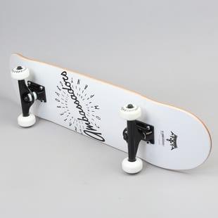 Ambassadors Komplet Skateboard Spin White