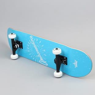 Ambassadors Komplet Skateboard Spin Blue