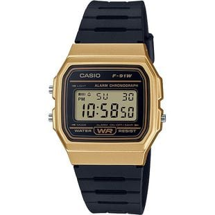 Casio F 91WM-9AEF