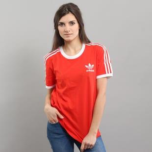adidas 3 Stripes červené