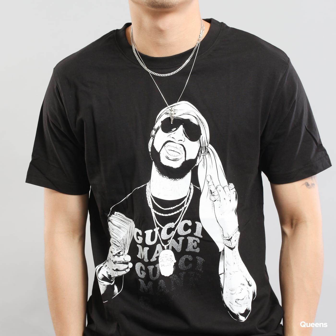 Urban Classics Gucci Mane Money Tee čierne