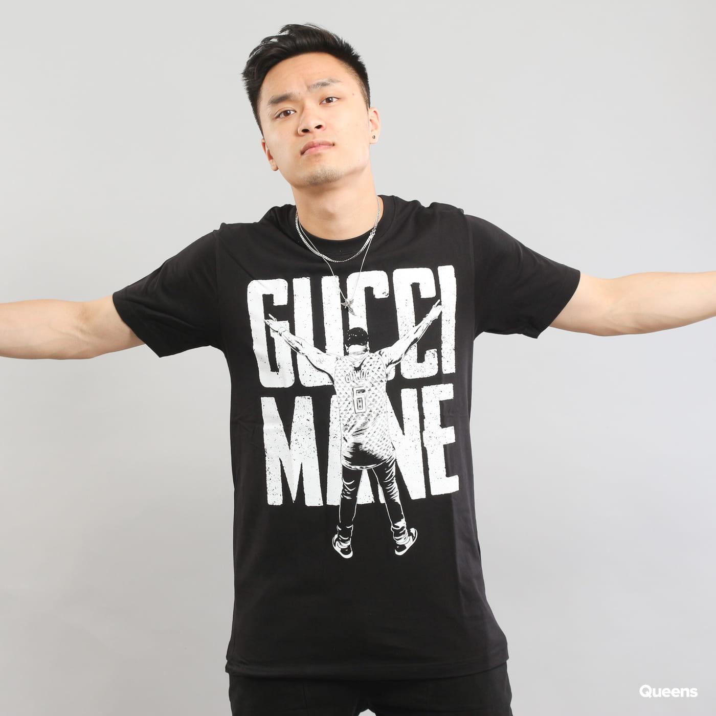 Urban Classics Gucci Mane Victory Tee schwarz