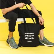 Queens Shopping Bag II čierna