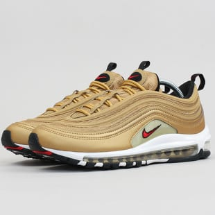 Nike Air Max 97 OG QS metallic gold varsity red