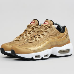 nike air max 95 premium metallic gold