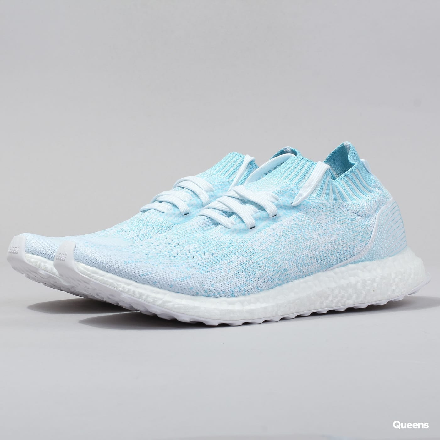 huge selection of 91b72 4fb4c adidas Performance UltraBoost Uncaged Parley icey blue / ftwwht / icey blue
