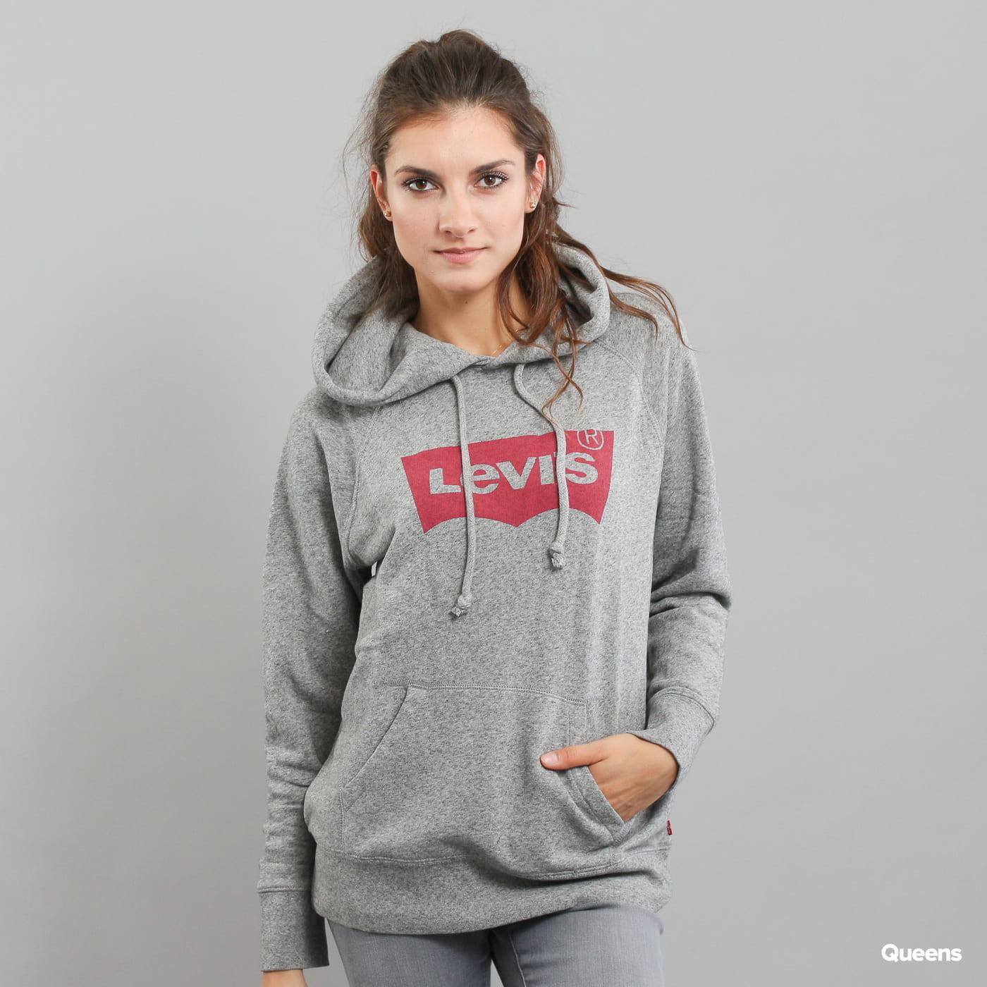 ea56fc5d6f744 Women Sweatshirt / Hoodie Levi's ® Graphic Sport Hoodie (35946-0003)–  Queens 💚