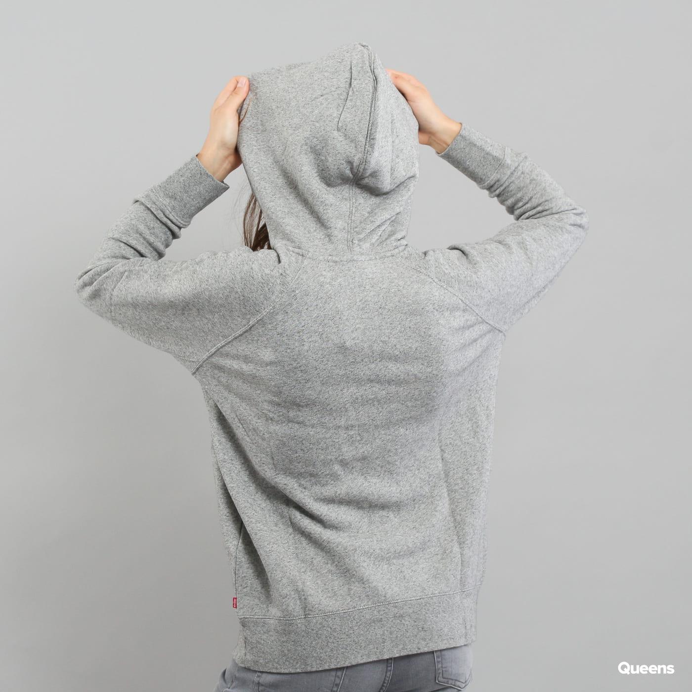 Levi's ® Graphic Sport Hoodie melange gray