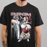 Urban Classics Eminem Slim Shady Tee černé