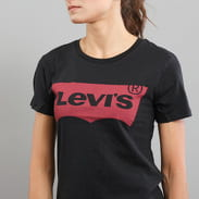 Levi's ® The Perfect Tee čierne