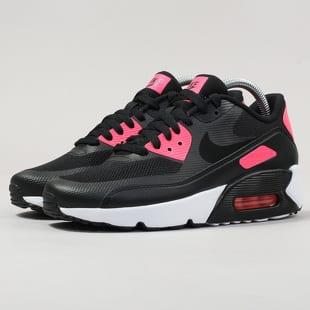 Paso oficina postal Al frente  Nike Air Max 90 Ultra 2.0 (GS) black / black - racer pink - white  (869951-002) – Queens 💚