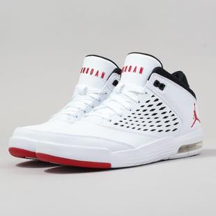 sports shoes cc7bf 292e9 Air Jordan Flight Origin 4 white / gym red - black