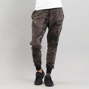 Urban Classics Ladies Camo Terry Pants