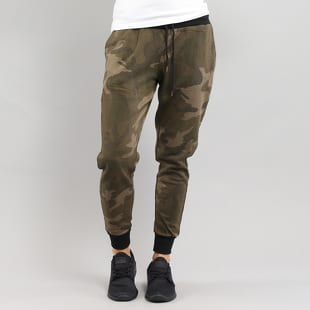 Urban Classics Ladies Camo Terry Pants