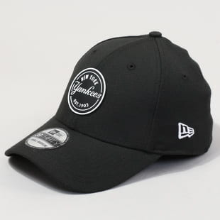 New Era 3930 Stretch Rubber Emblem NY